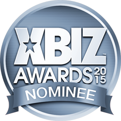 2015 XBIZ AWARDS NOMINEE